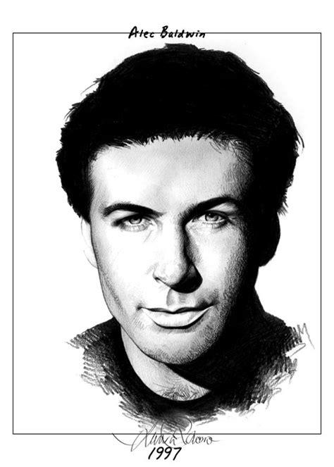 42 desenhos a lápis de famosos - Amigos do MDig