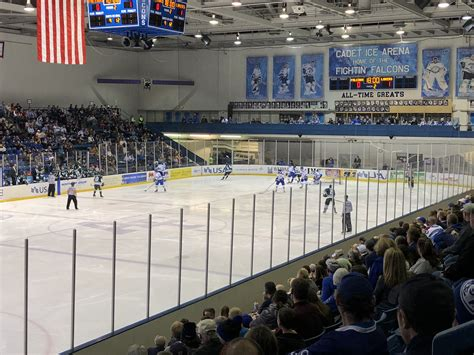 Cadet Ice Arena – Air Force Falcons | Stadium Journey Usafa