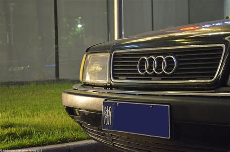 made in china audi 200 ran when parked