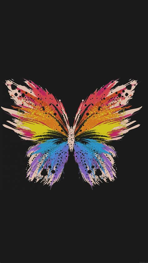 abstract butterfly wallpapers  tech