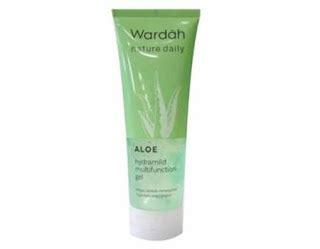 Harga Dan Kegunaan Wardah Aloe Vera harga produk wardah untuk kulit berminyak lengkap dengan