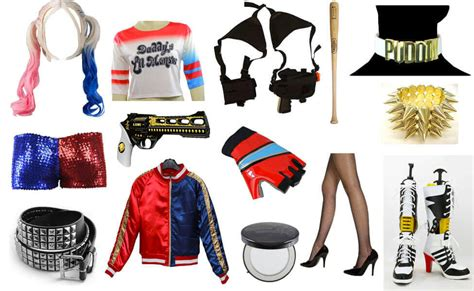 Harley Quinn in  Squad Costume   DIY Guides for Cosplay & Halloween