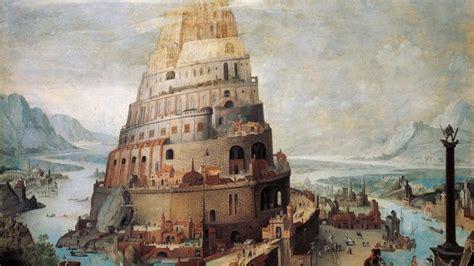 imagenes reales de la torre de babel la historia de la torre de babel 191 el origen del lenguaje