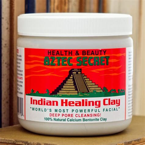 Aztec Secret Clay For Detox by All About Aztec Secret Healing Clay The Proof