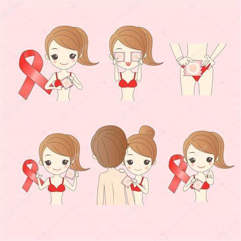 imagenes vectoriales personas personas dibujos animados la prevenci 243 n del sida archivo