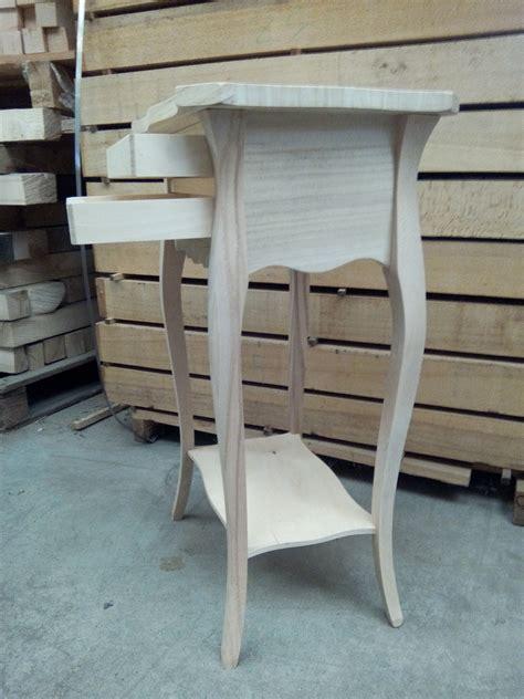 comodini legno grezzo comodino 2 cassetti legno massello grezzo ebay