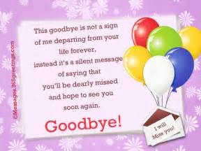 Goodbye messages to colleagues messages greetings and wishes