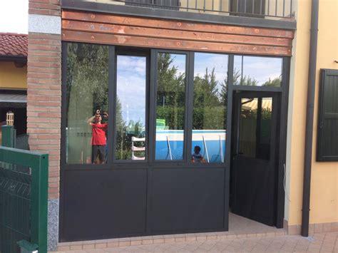 chiusure per verande chiusure porticati verande