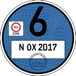 Auto Sticker Länder by Jetzt Informieren Zur Deutschen Blauen Plakette