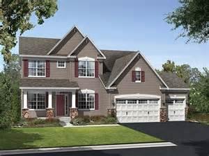 ryland homes mn single family home floor plan in shakopee mn