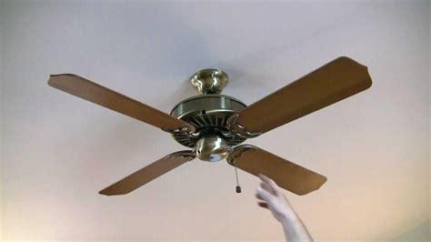 casablanca delta 2 ceiling fan youtube