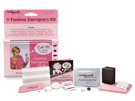 7 Fixes For Fashion Emergencies by Fashion Secrets Fashion Emergency Kit