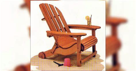 Folding Adirondack Chair Plans by Folding Adirondack Chair Plans Woodarchivist