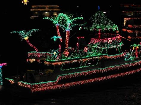 monterey parade of lights boats one crazy penguin the true account of one woman s