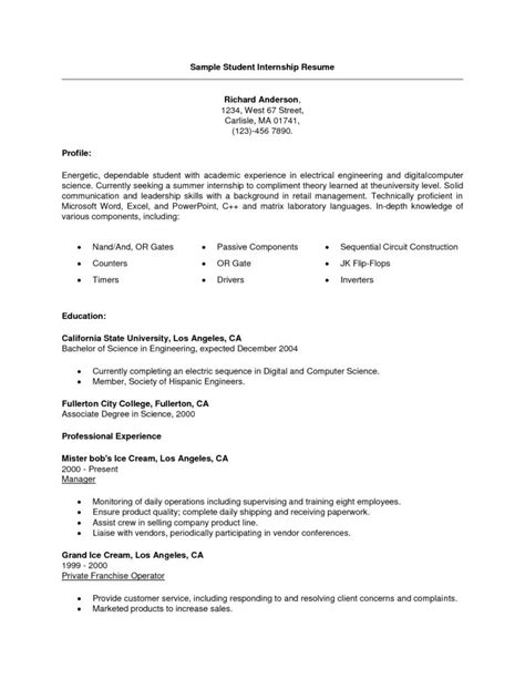 simple resume template for students resume basic template editable resume template free