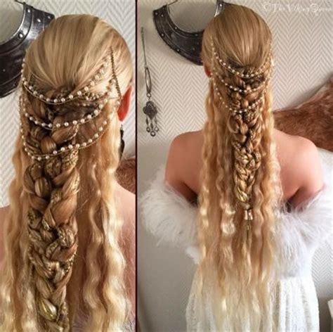 celtic warrior hair braids 424 best images about viking celtic medieval elven