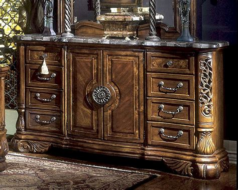 excelsior bedroom set aico dresser excelsior ai n59050 47
