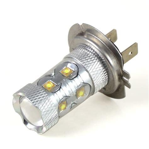 Led Cree H7 mengsled mengs 174 h7 50w cree led car light led l led