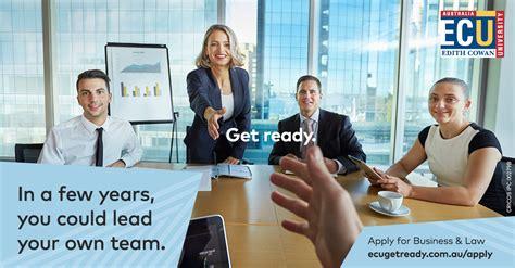 Ecu Mba Apply by Ecu Study Business In Perth Australia