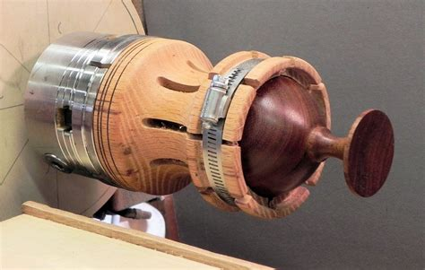 woodworking lathe chuck a useful shopmade chuck for turning smaller pieces
