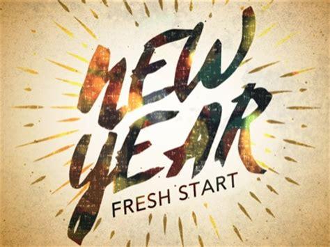 fresh new year new year fresh start motion 1 playback media