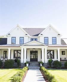 farm house best 25 white farmhouse exterior ideas on