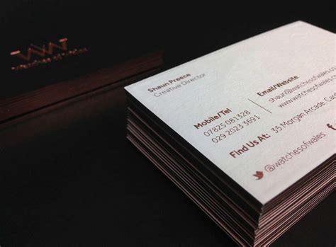 Luxury Business Cards Design