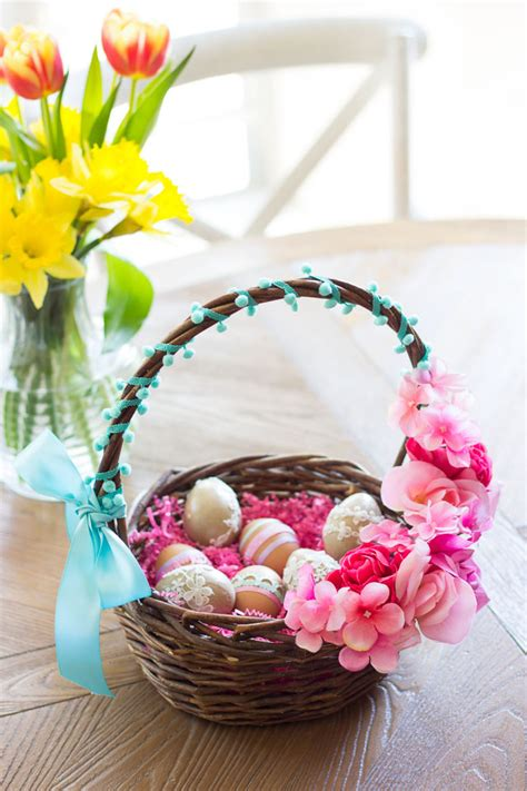 diy easter basket make easter basket crafts www pixshark images galleries with a bite