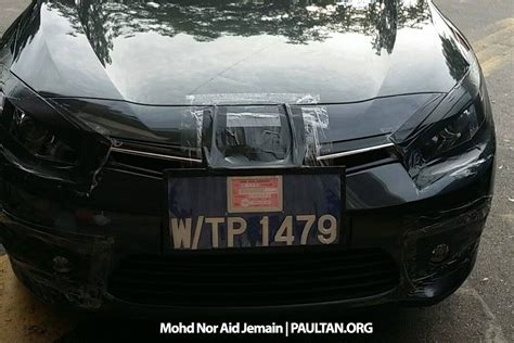 Renault Fluence Malaysia Renault Fluence Facelift Spotted Testing In Malaysia
