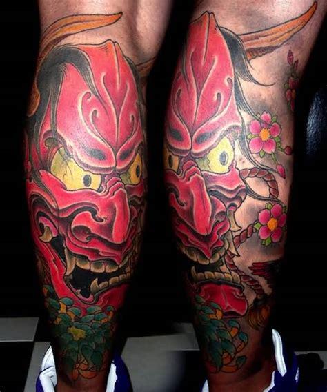 hannya mask tattoo miami ink 62 japanese hannya mask tattoos