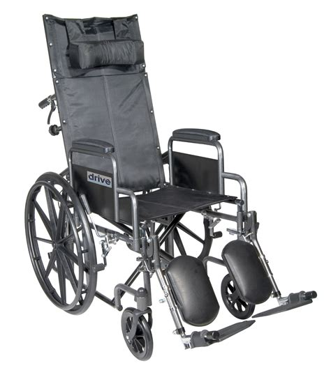 reclining wheelchairs preferred homecare lifecare solutions home medical