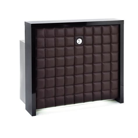 Quilted Reception Desk Pietranera Just Optima Reception Desk