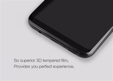 Samsung Galaxy S8 Plus Nillkin Cp Plus Max 3d Glass Tempered Antigores nillkin glass screen protector for samsung galaxy s8 plus 6 2 index cp max us 21 3