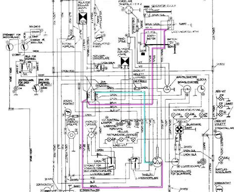 volvo p1800s wiring diagram circuit diagram maker
