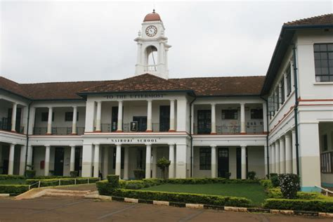 Of Nairobi School Of Business Mba by Here Are The Schools Your Favourite Attended
