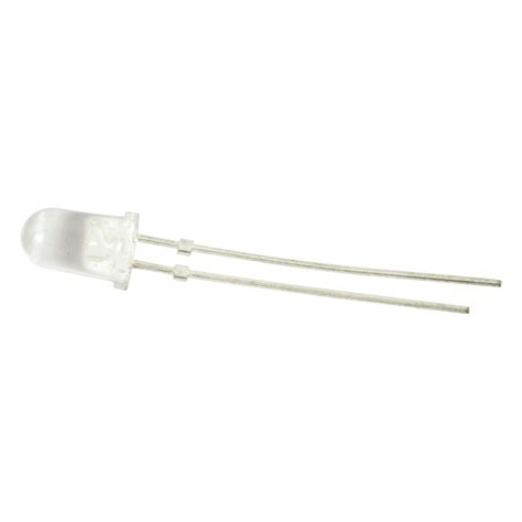 high brightness light emitting diodes bright white led 5mm high intensity t1 clear lens light emitting diode new ebay