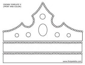 paper crown template google search primary pinterest