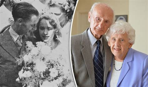 Two couples reveal the secret to 70 years of happy