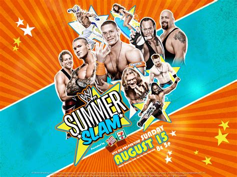 dont    home wwe summerslam ppv poster