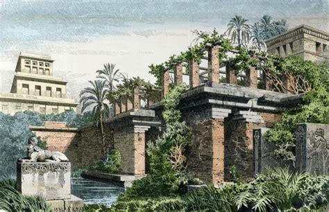 brilliant animation presents the hanging gardens of babylon