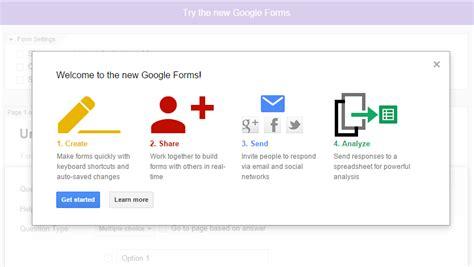 cara membuat kuesioner melalui google form cara membuat formulir online dengan google forms