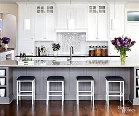 Kitchen Designs And Colors by White Kitchen Design Ideas