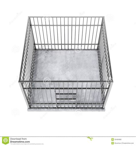 metal cage metal cage from the top stock photography image 32484982