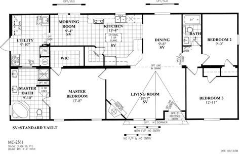 6 Cool Southern Energy Homes Floor Plans   House Plans   85704