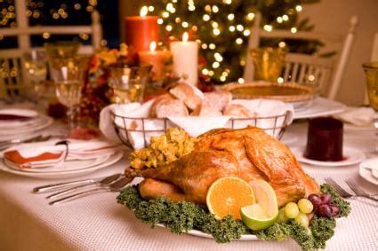 traditional dinner traditional thanksgiving dinner