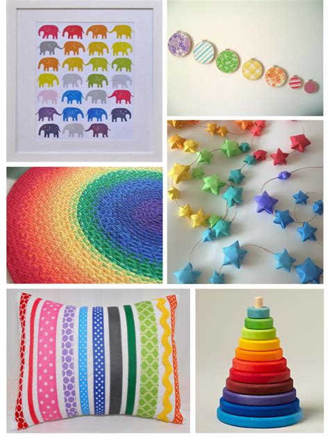 rainbow bedroom decor next stop another baby rainbow nursery decor