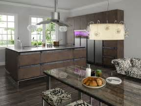 Interior Design In Kitchen Ideas - modern rustic kitchen interior design ideas 2
