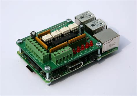 board raspberry pi lo tech 187 gpio interface board for raspberry pi b