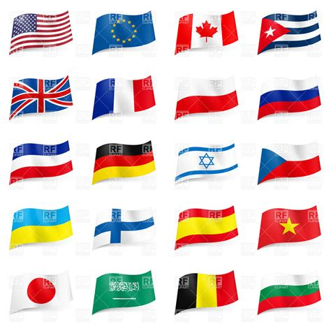 flags of the world to download free flag icon vector www imgkid com the image kid has it