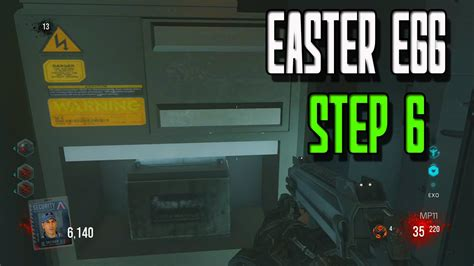 tutorial zombie infection quot exo zombies quot infection easter egg tutorial step 6